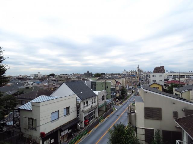 マコトパレス 洋室からの眺望