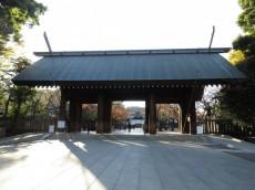 九段坂ハウス 靖国神社