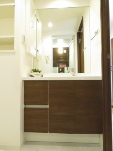 セブンスターマンション中目黒 洗面化粧台