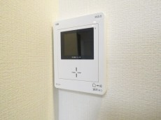 セブンスターマンション中目黒 TVモニター付きインターホン
