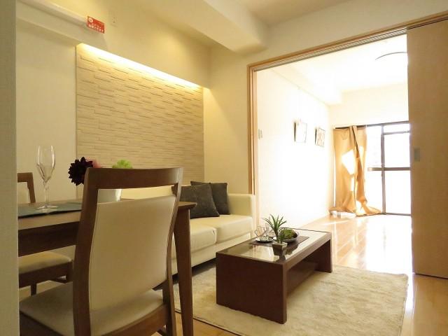 セブンスターマンション東山 LDK+洋室