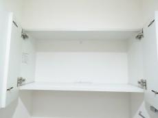 ライオンズマンション神楽坂第3 トイレ収納