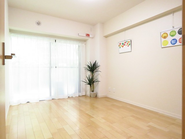 ライオンズマンション神楽坂第3 洋室約6.1帖