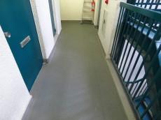ダイアパレス戸越 共用廊下