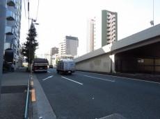 ダイアパレス戸越 前面道路