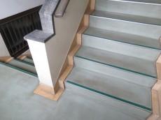学芸コーポ 階段
