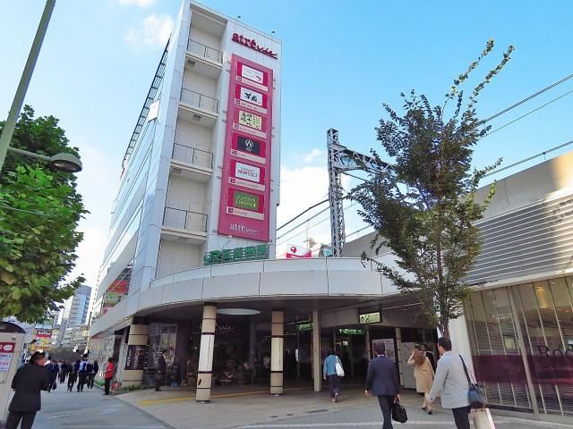五反田南ハイツ 五反田駅
