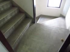 ルモン広尾 共用廊下