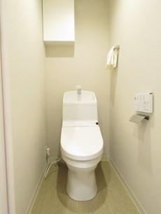 シティウインズ品川ガーデンコート トイレ