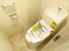 秀和代官山レジデンス トイレ