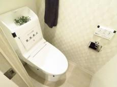 学芸大ゴールデンハイツ トイレ
