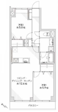 エンゼルハイム大井 (99)間取り図