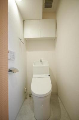 都立大イーストハイツ501 トイレ