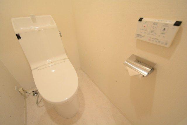 勝どきハイム トイレ
