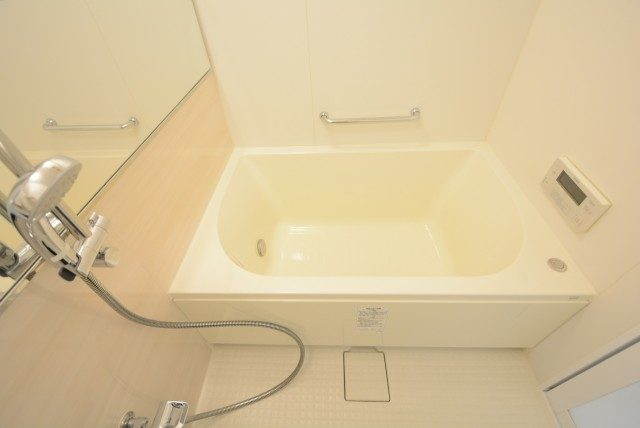 勝どきハイム 浴室