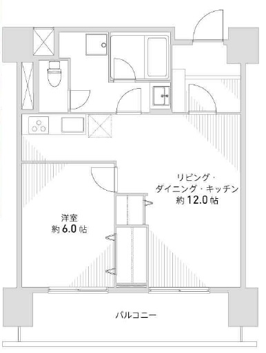 日商岩井豪徳寺マンション