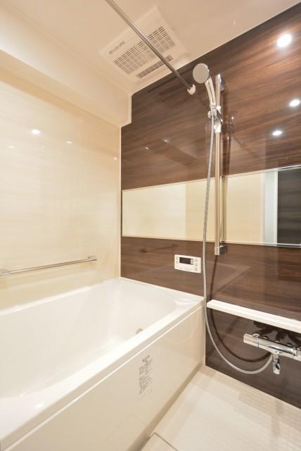 宏和マンション 浴室