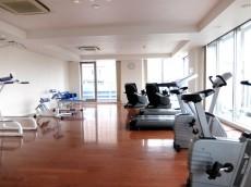 ベイクレストタワー_トレーニングルーム