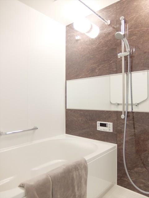 ザ・晴海レジデンス 浴室