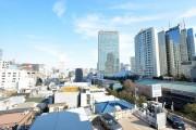 赤坂パレスマンション バルコニー眺望