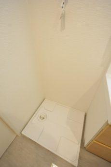 ハイネス小石川305 洗濯機置場