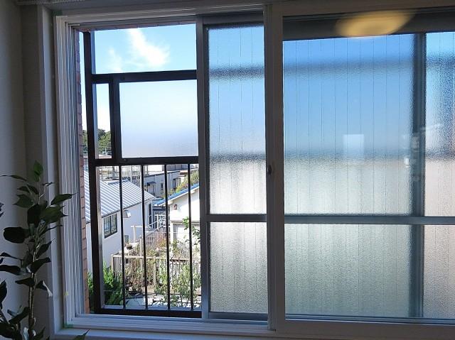 ニューウェルハイツ第1自由ヶ丘 洋室窓