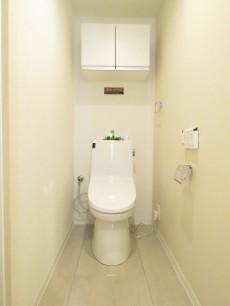 ダイアパレス都立大 トイレ