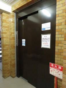 ダイアパレス都立大 エレベーター