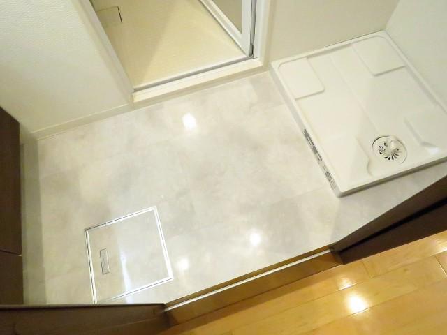 コスモ目黒パルティエ 洗面室
