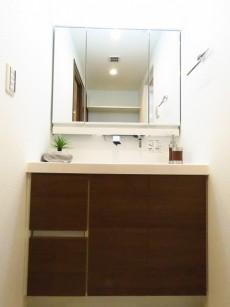 コスモ目黒パルティエ 洗面化粧台