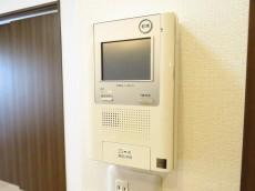 コスモ目黒パルティエ TVモニター付きインターホン
