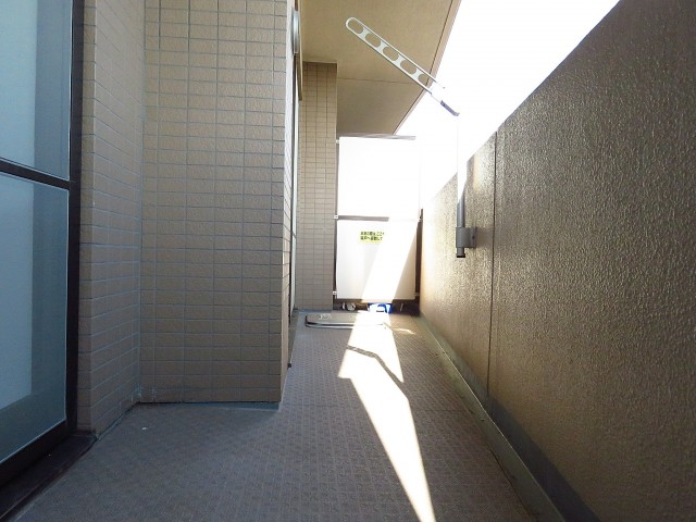 コスモ目黒パルティエ 廊下