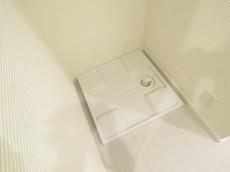 ライオンズマンション北新宿 洗濯機置場