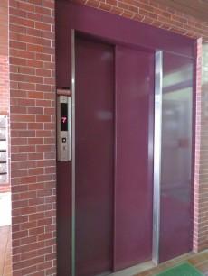 ハイマート若松 エレベーター