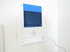 ハイマート若松 TVモニター付きインターホン