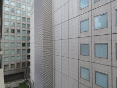 越前堀永谷マンション 眺望