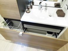 小石川ハウス 洗面化粧台