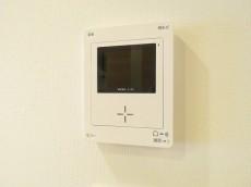 小石川ハウス TVモニター付きインターホン