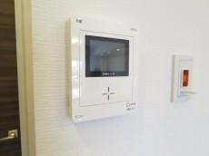 シャンボール小石川 TVモニター付きインターホン