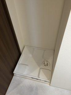 秀和新川レジデンス 洗濯機置場