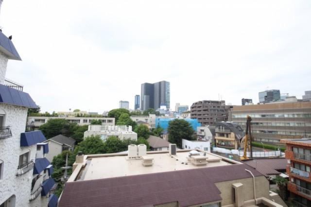 秀和桜丘レジデンス709 眺望