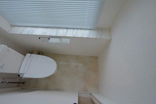 西麻布ハイツ701号室 トイレ (