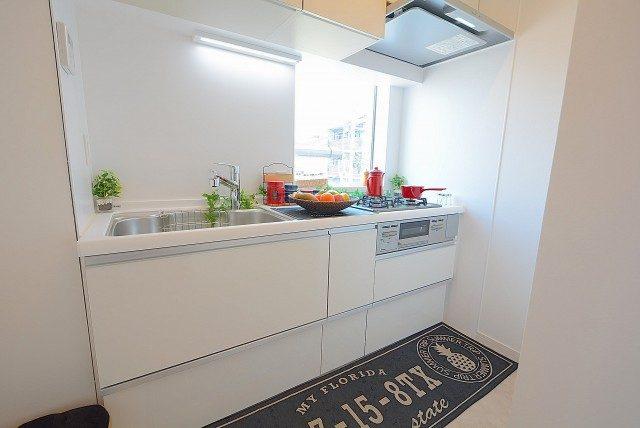 シャンボール尾山台  キッチン