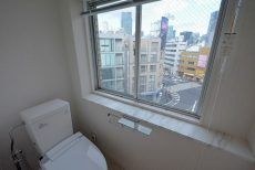 西麻布ハイツ701号室 トイレ