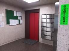 シャトレー駒沢 エレベーター
