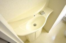 リシェ五反田スカイビュー トイレ手洗い場