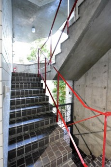 マグノリア 共用階段