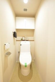 秀和第2北青山レジデンス トイレ
