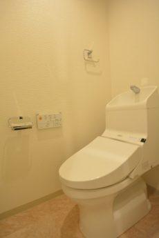 チュリス氷川坂 トイレ