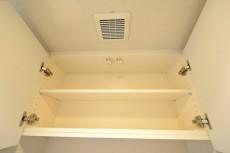 オープンレジデンシア南青山 トイレ吊戸棚
